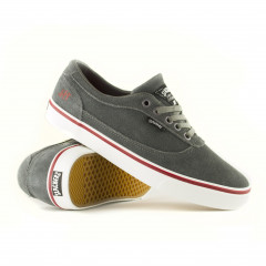 Кеды Slackers Rebel grey/white